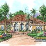 Tobago Cay House Plan Caribbean Weber Design Group