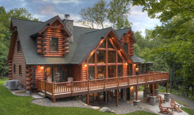 Tomahawk Log Country Homes Inc Mywoodhome