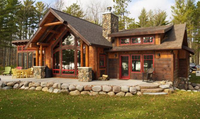 Tomahawk Log Country Homes Inc