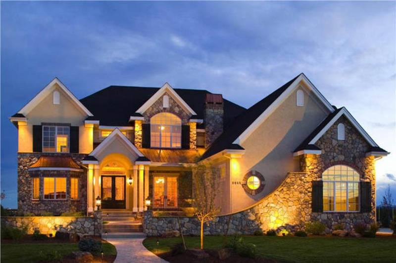 Top Dream Houses Luxury Home