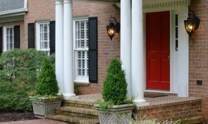 Top Ideas Home Front Entrance Magic Masonry