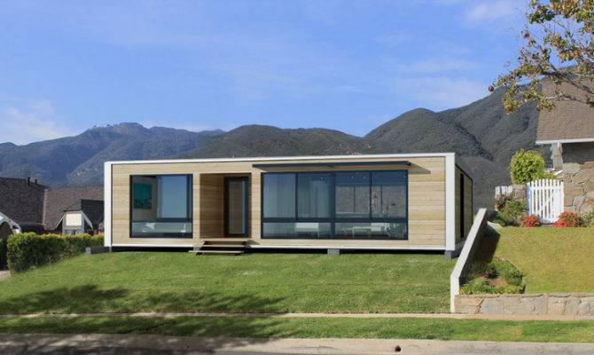 Top Modern Manufactured Homes Modular Home