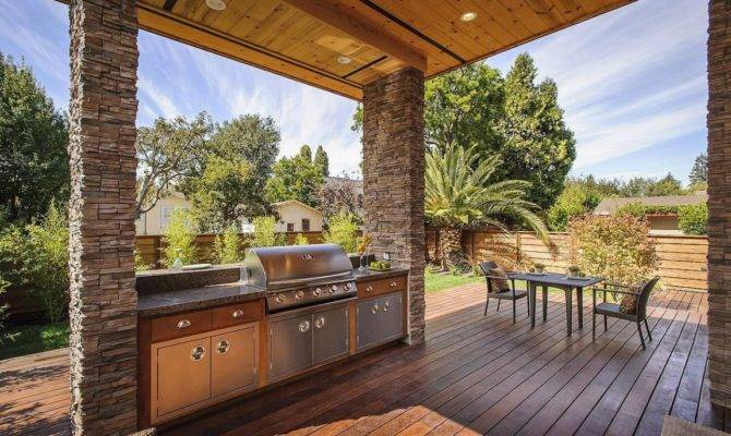Top Outdoor Kitchen Designs Their Costs
