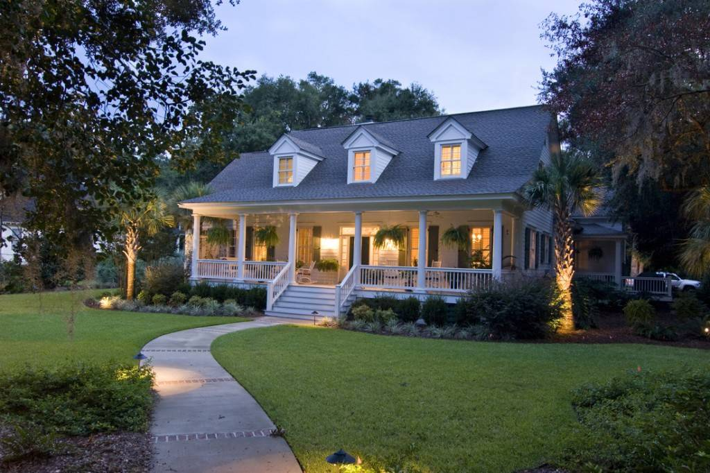 Top Southern Style Homes Interior Designs