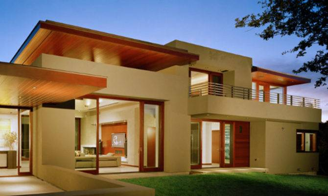 Top Ten Modern House Designs