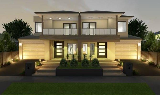 Town Planning Architectural House Plans Design Ideas