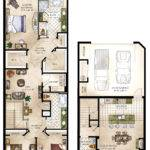 Townhomes Floorplans Floor Plans