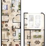 Townhomes Floorplans Floor Plans
