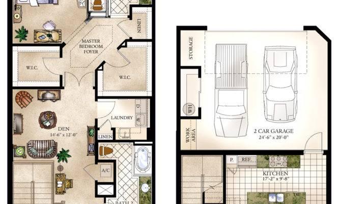 Townhouse Floor Plans Lcxzzcom