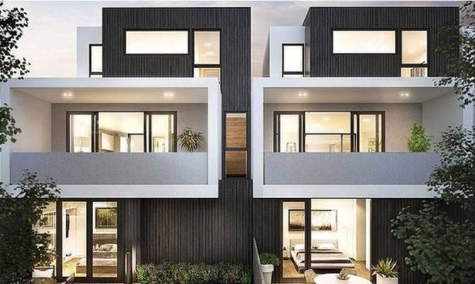 Townhouses Development Dual Occupancy Melbourne Multi