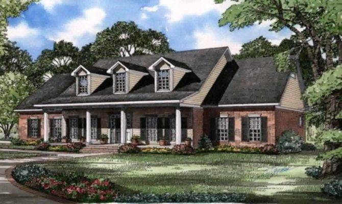 Traditional Cape Cod Style House Plans Youtube