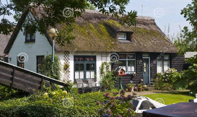 Traditional Dutch House Building