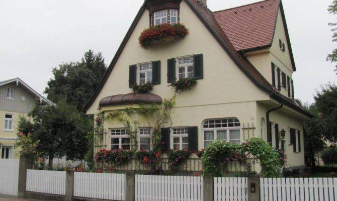 Traditional German Home Design Plans Porches Nytexas