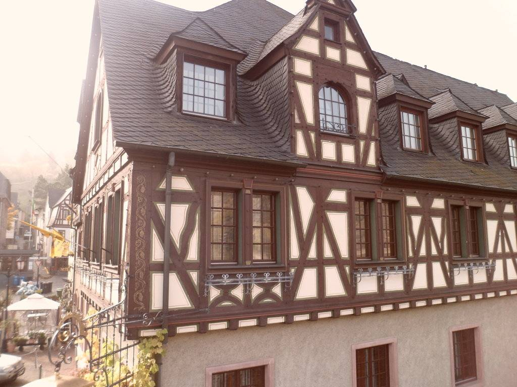 Traditional German Houses House Style Plans