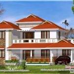 Traditional Home Modern Elements Kerala Design