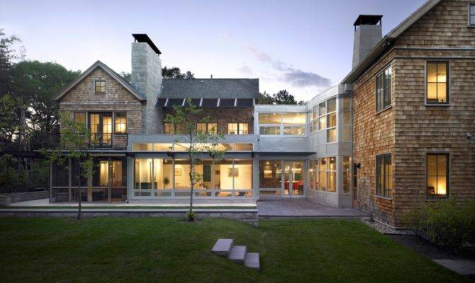 Traditional Modern Architecture Well Together Source