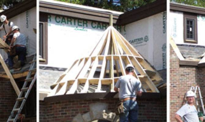 Traditional Roofing Magazine Issue Turrets