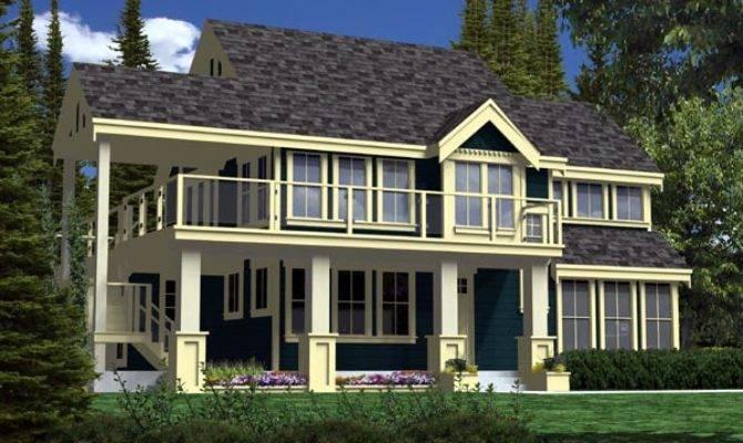 Transitional Craftsman Home Plan Plans Blog