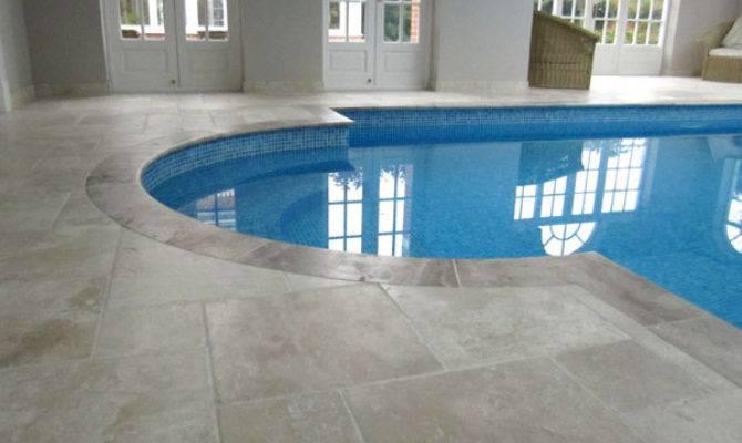 Travertine Swimming Pool Tiles Copings Pools