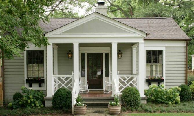Trending Design Options Your Front Portico