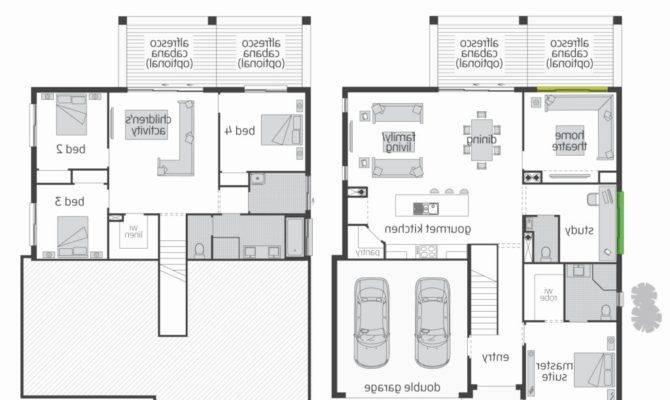 Tri Level Floor Plans