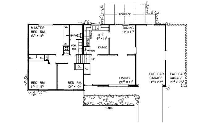 Tri Level Home Floor Plans Design Style