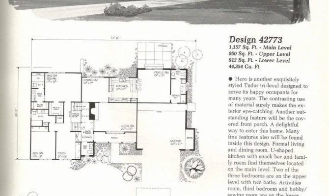 Tri Level House Plans New