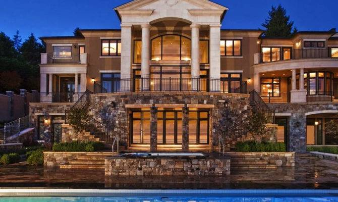 Tricked Out Mansions Showcasing Luxury Houses