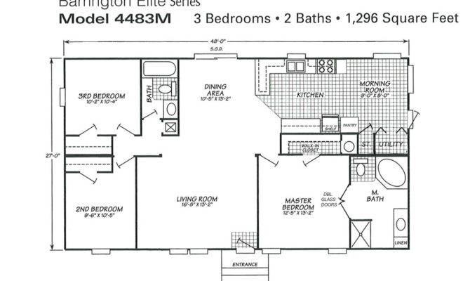 Triple Wide Floor Plans Home Design