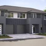 Triplex Designs House Plans