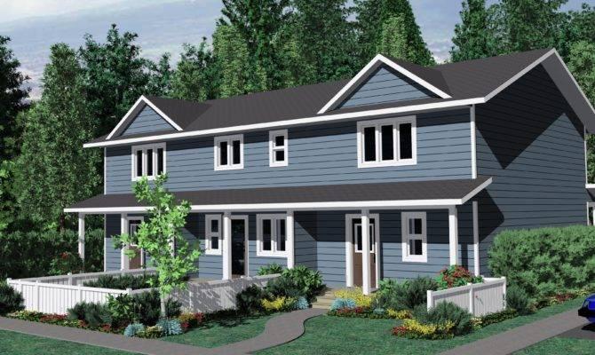 Triplex Home Plans Joy Studio Design Best