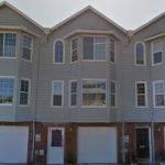 Triplex House Plans Townhouse Bedrm