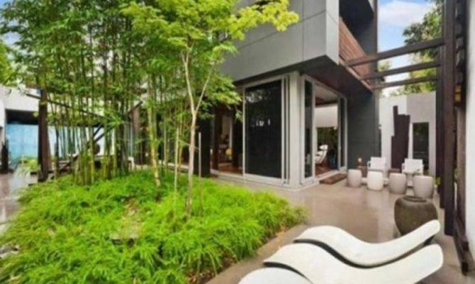 Tropical Beach House Designs Riveting Modern