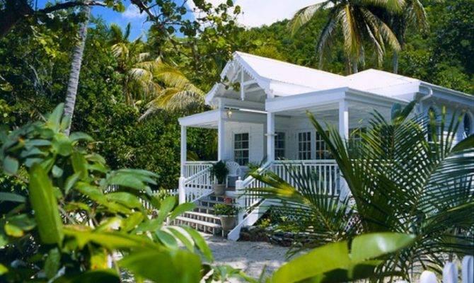 Tropical Cottage Beach Houses Pinterest