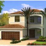 Tropical Hill Florida Home Plan House Plans