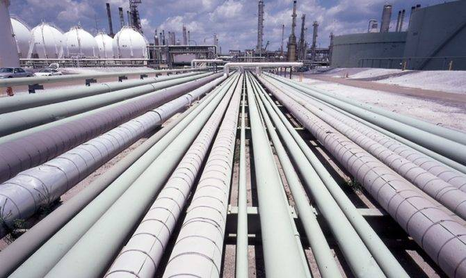 Troubled Pipelines Burma