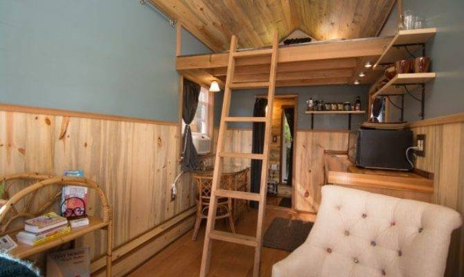 Try Square Foot Home Tiny House