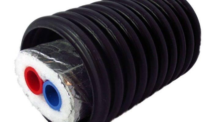 Tsp Insulated Boiler Pex Pipe Ebay