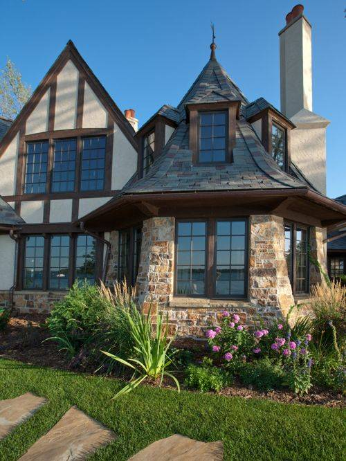 Tudor Home Design Ideas Renovations Photos