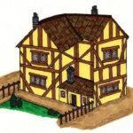 Tudor House Rainbowfay Deviantart