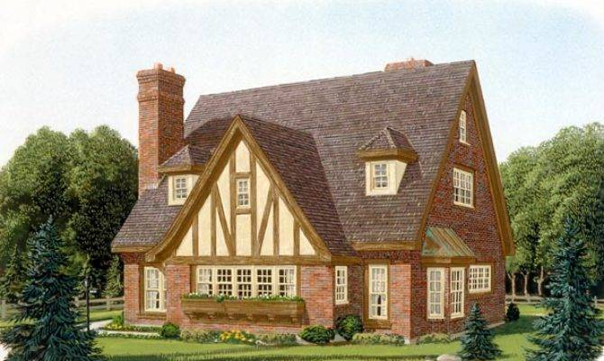 Tudor Style Home Plans Find House