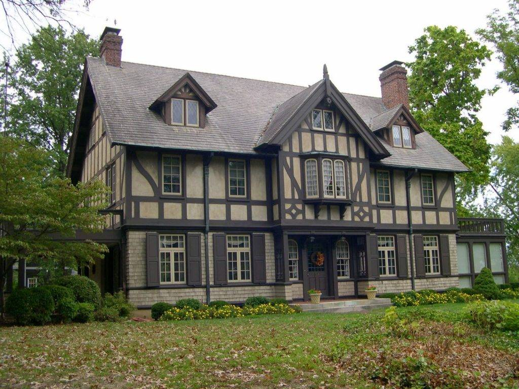 Tudor Style Homes Ideas