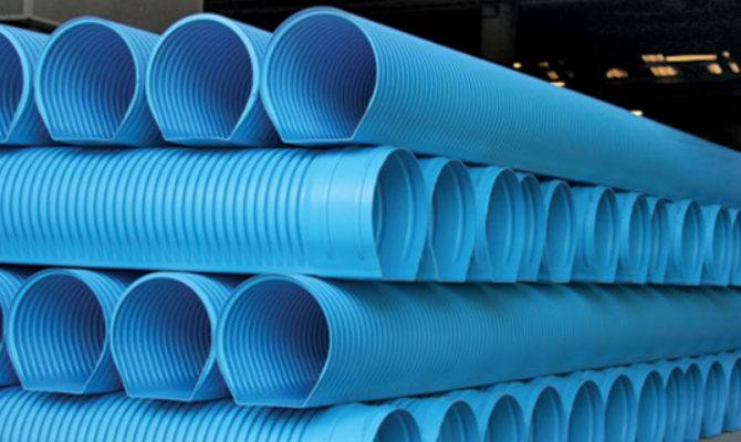Tunnel Type Drainage Pipe General Information Rat