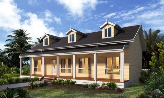 Turpentine Country Style Home Range Swanbuild