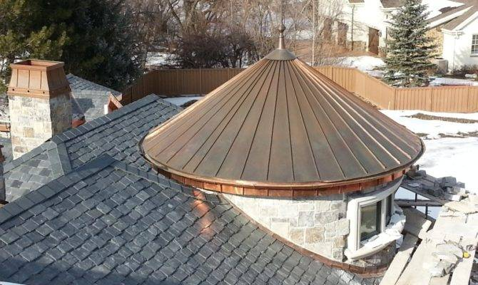 Turret Roofing Fine Metal Roof Tech