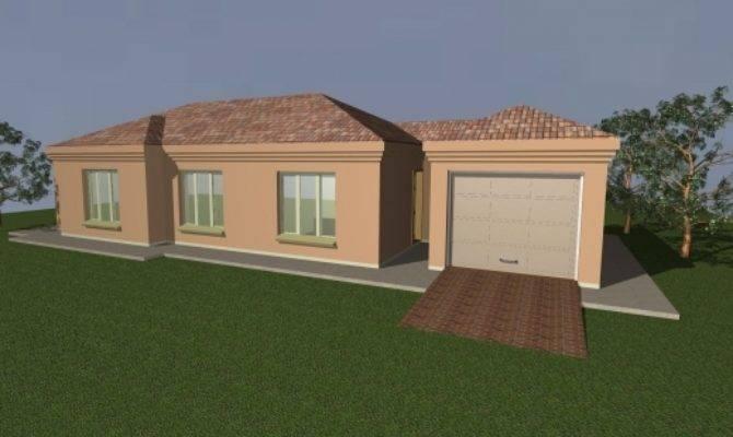 Tuscan Houses Plan Single Story House Floor Plans