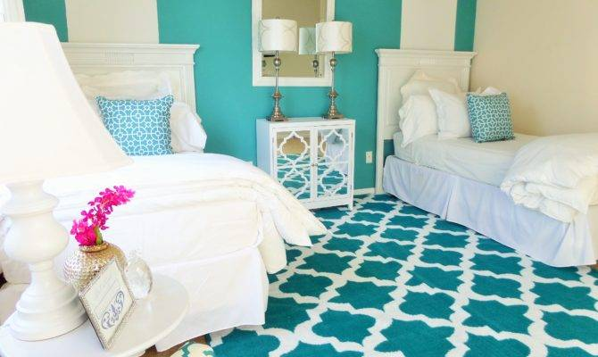 Twin Beds Guest Bedroom Conscious Choice Made Due