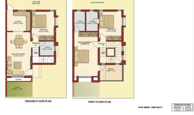 Twin Bungalow Floor Plan Joy Studio Design