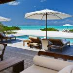 Two Bedroom Beach House Pool Deck Luxury Travel Expert