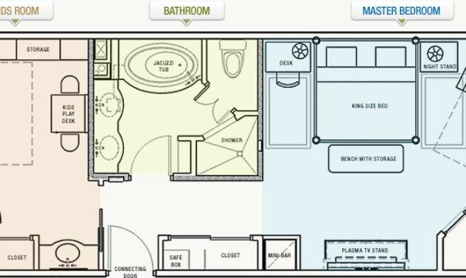 Two Bedroom Floor Plans Furniture High